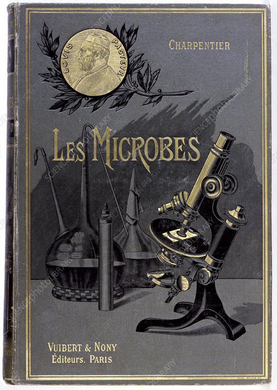 Microbes, early 20th Century publication