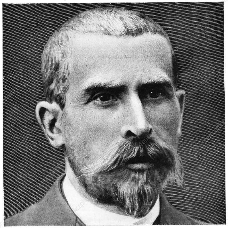 Emile Roux, French bacteriologist