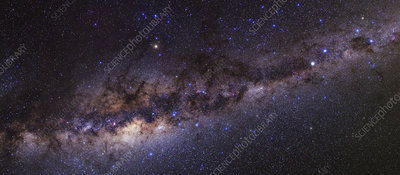 Milky Way over the Atacama Desert
