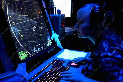 Naval air traffic control