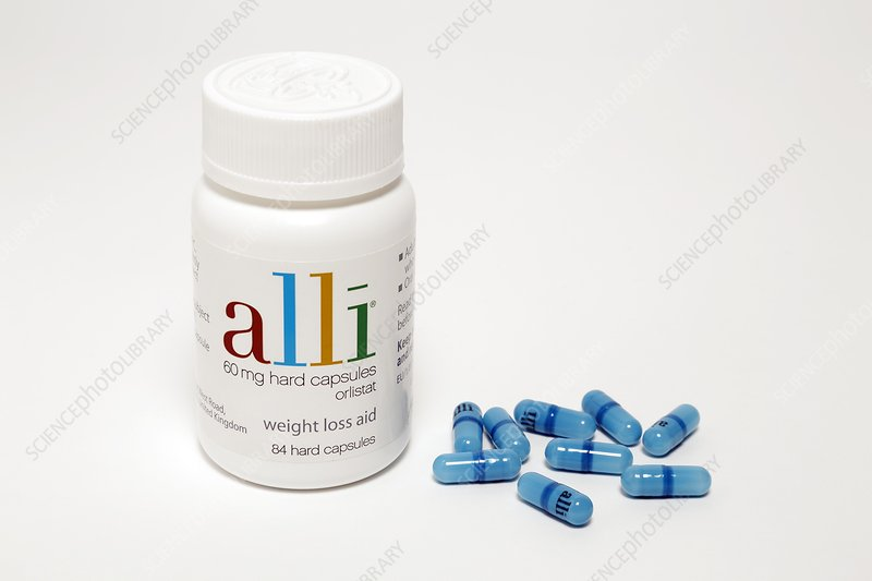 Alli weight-loss drug