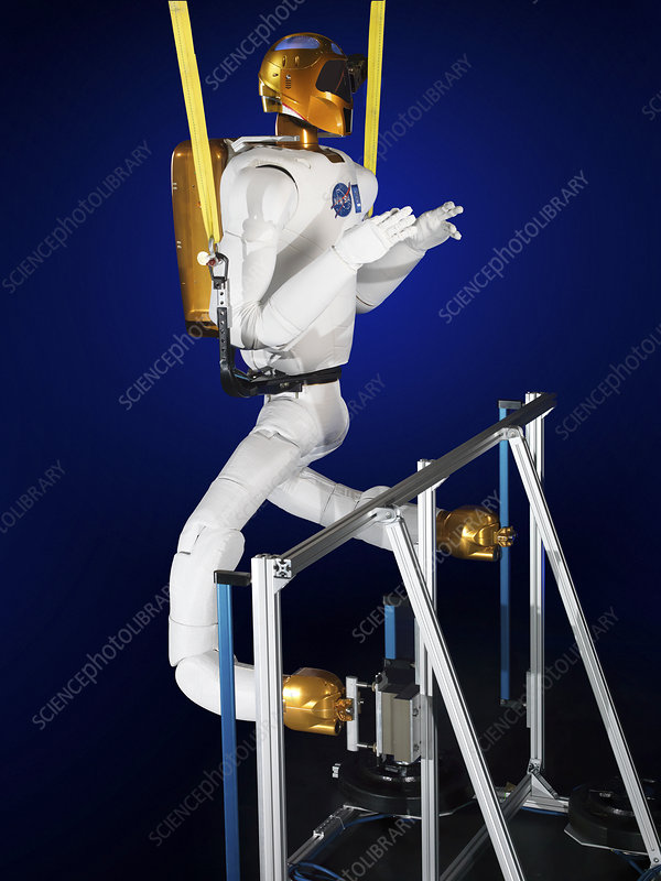 Robonaut 2 research laboratory