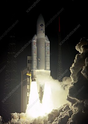 Rosetta spacecraft launch