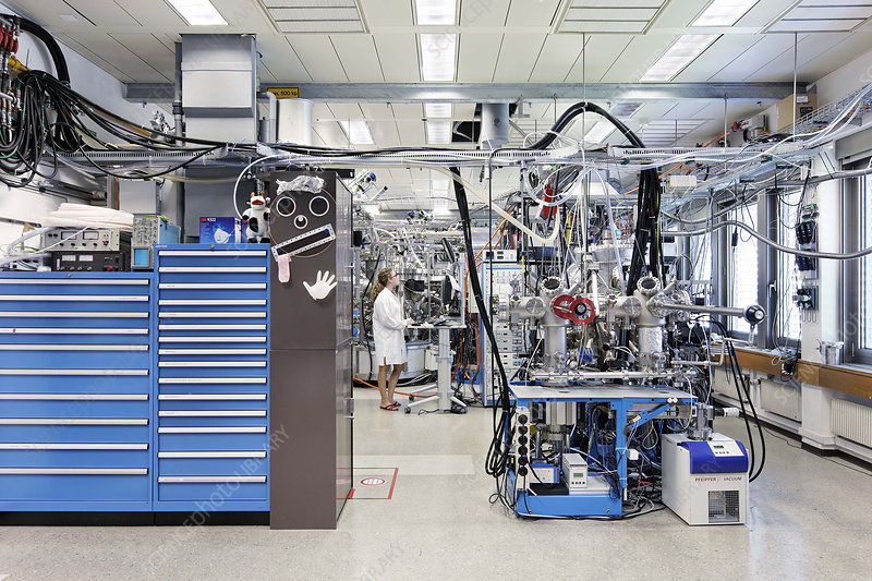 Molecular beam epitaxy, IBM research