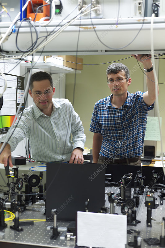 Electron spin observations, IBM research