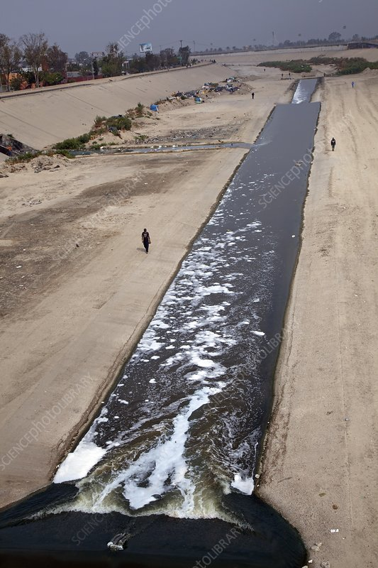 Tijuana River, Mexico