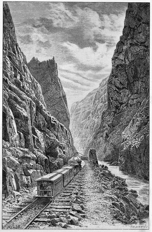 Denver and Rio Grande Railroad