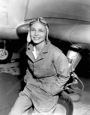 Betty Gillies, US aviation pioneer
