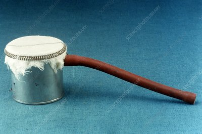 Flagg can anaesthetic device, 1939