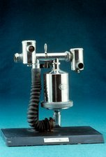 Anaesthetic machine circle absorber, 1934
