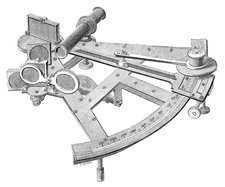 Sextant, 19th century