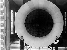 NASA's first wind tunnel