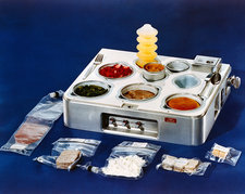 Astronaut food, 1972