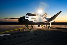 Dream Chaser spaceplane testing