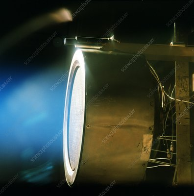 Xenon ion engine prototype