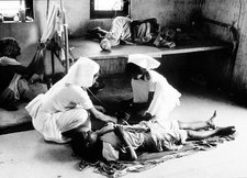 Cholera rehydration therapy, 20th century