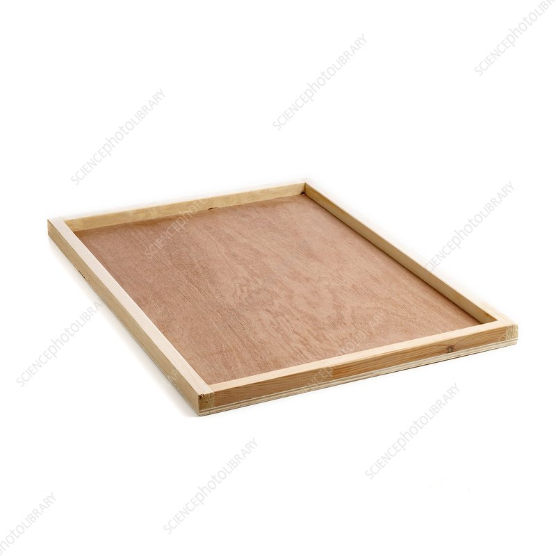 Wooden dissection tray