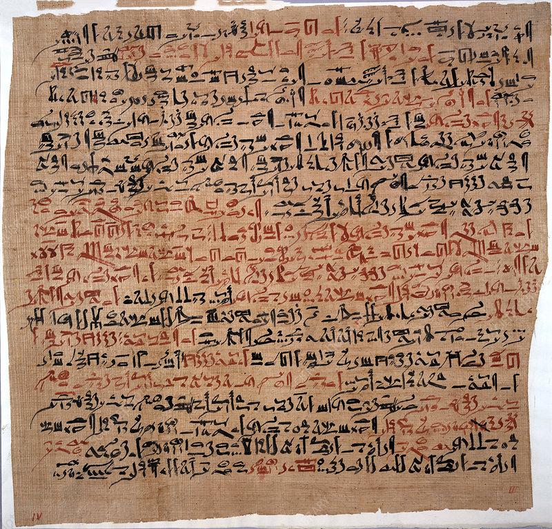 Edwin Smith Papyrus, Egyptian surgery