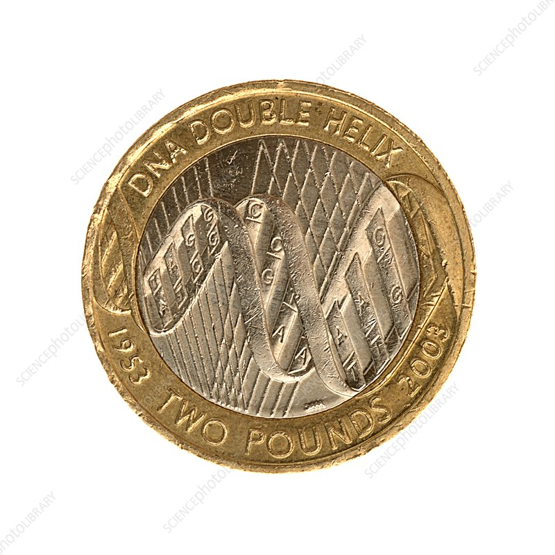 Commemorative two pound coin