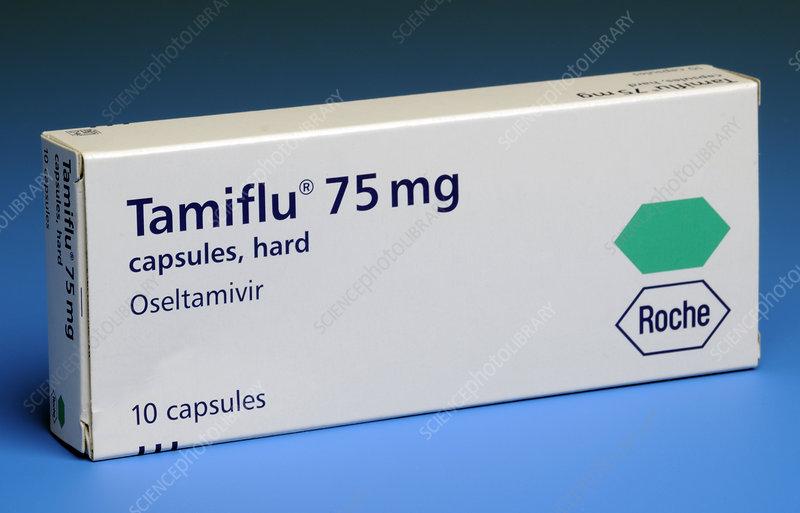 Oseltamivir anti-viral drug