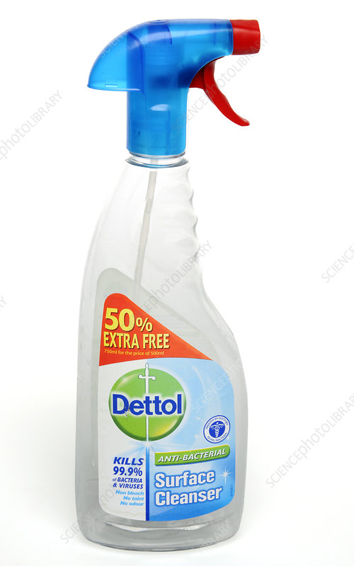Household surface cleaner