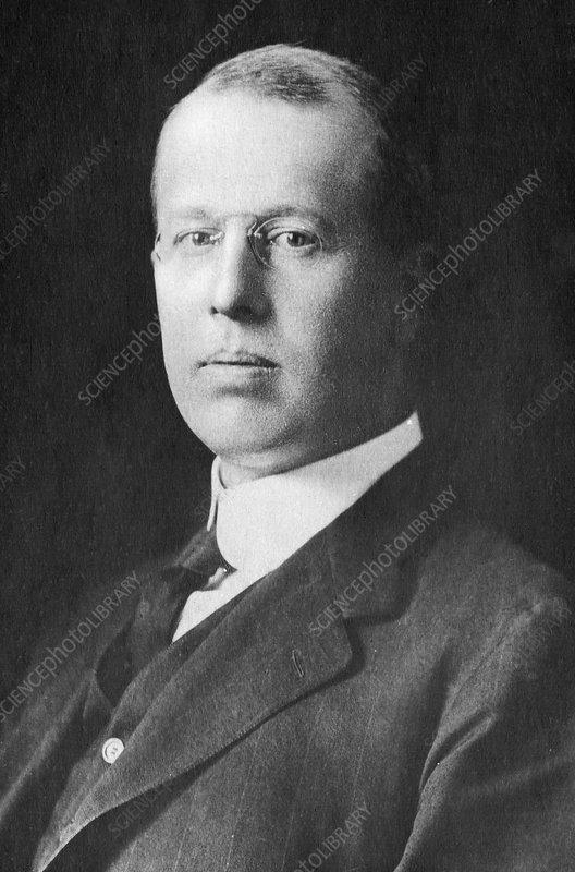 Bertram Boltwood, US radiochemist