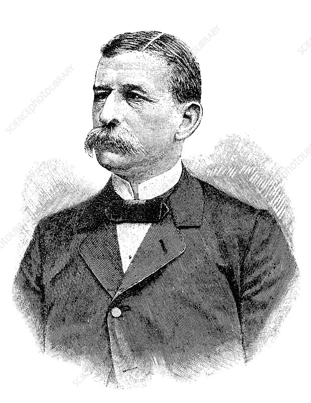 Salomon Andree, Swedish balloonist