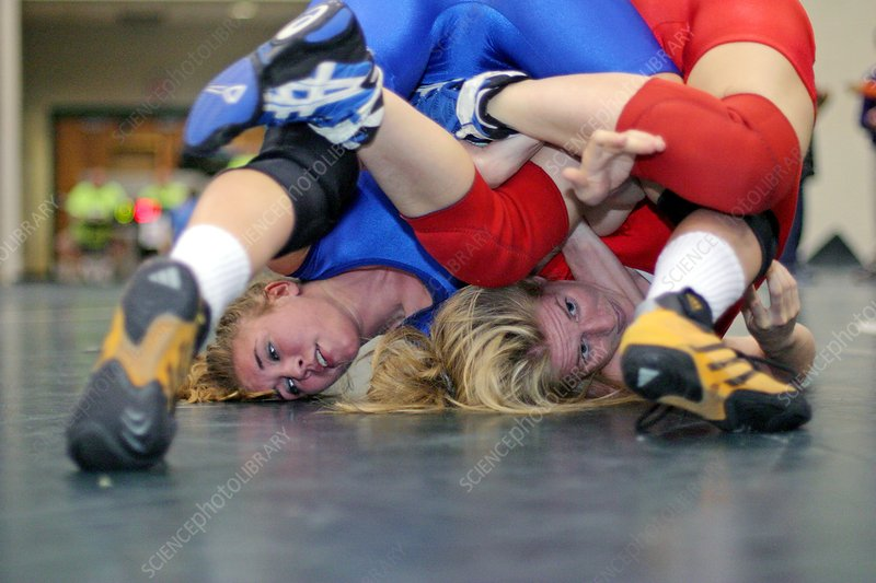 Girls wrestling championships