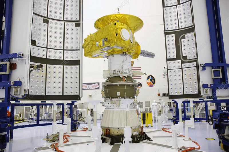 New Horizon's spacecraft