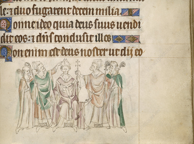 Queen Mary Psalter