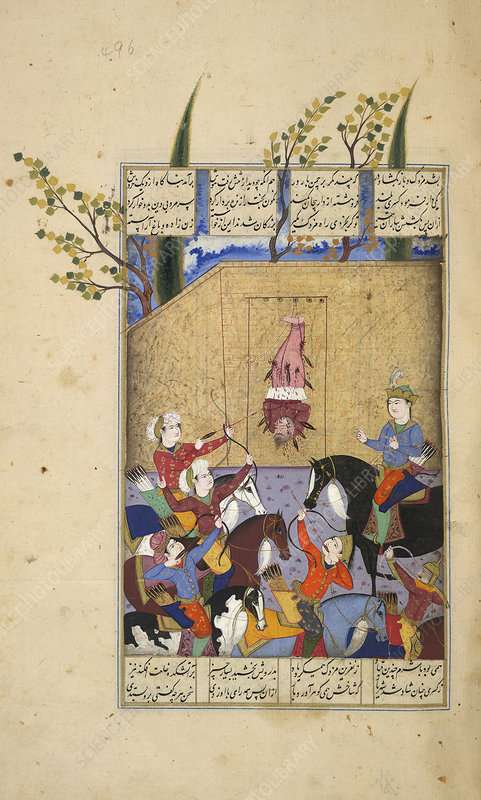 The execution of Mazdak