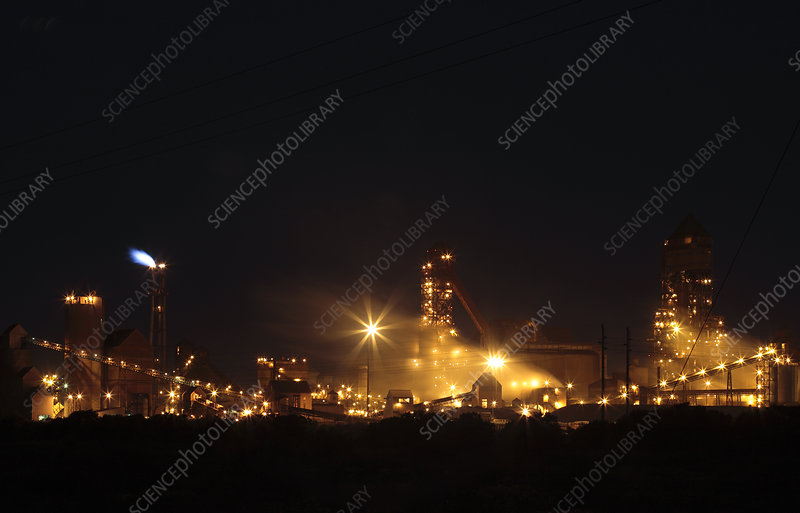 Saldanha Steel Mill, South Africa