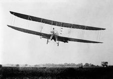 Wright Model H airplane, 1914