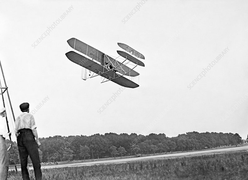 Wright Military Flyer, 1909