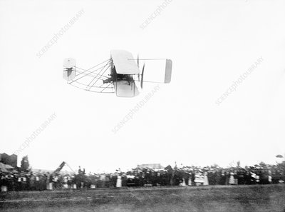 Wright Model A airplane, 1909