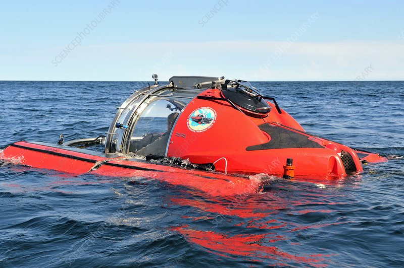 Sea Explorer 5 submersible vehicle
