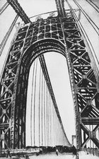 George Washington Bridge, c.1930