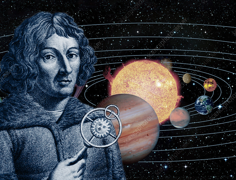 Copernicus and Solar System