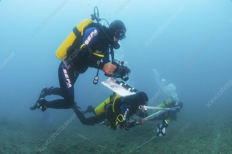 underwater survey
