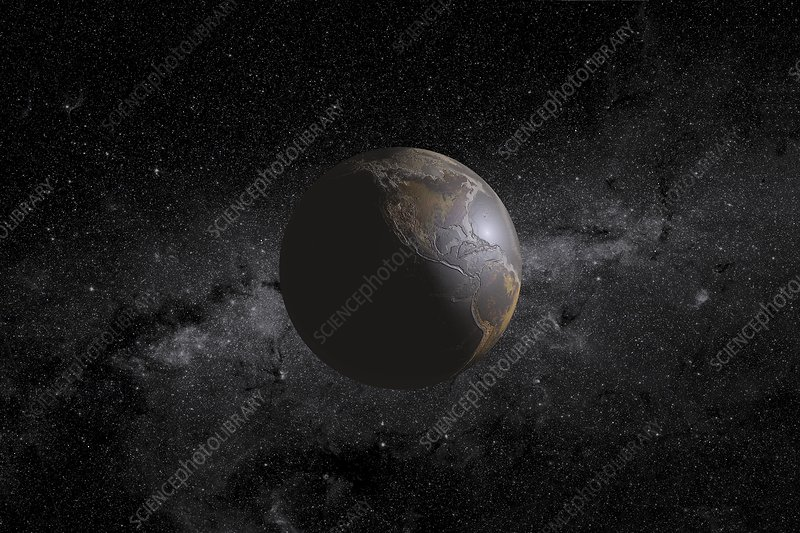 Barren Earth, illustration