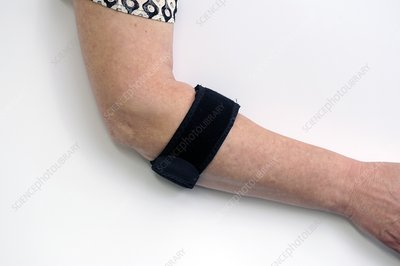 Strap for tennis elbow