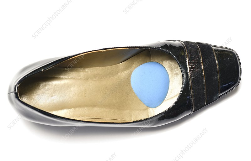 Orthotic shoe insert