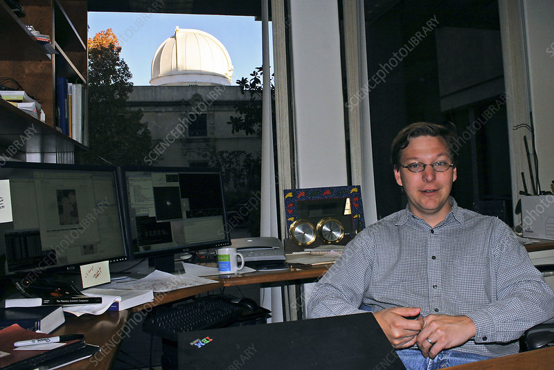 Michael Brown, US astronomer