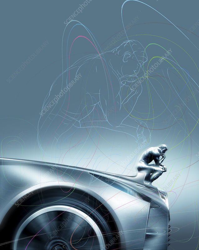 Car design philosophy, conceptual image