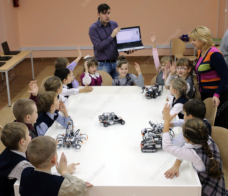 Computer science education, Russia