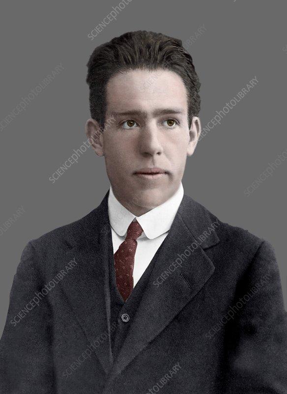 Niels Bohr, Danish physicist