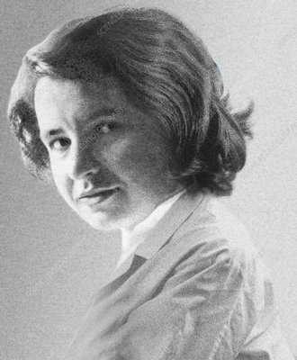 Rosalind Franklin, British chemist