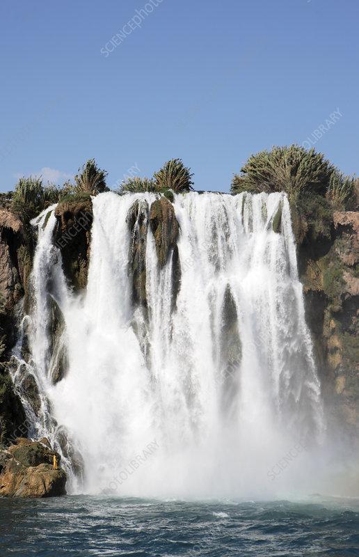 Duden Waterfalls, Turkey