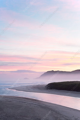 Sedgefield Estuary, South Africa