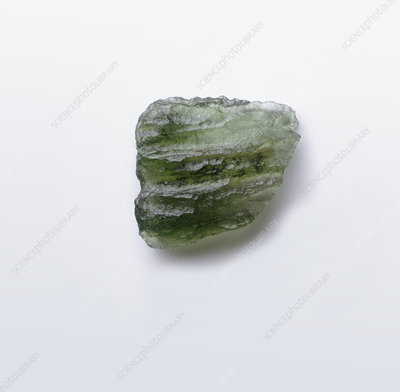 Moldavite, a type of tektite